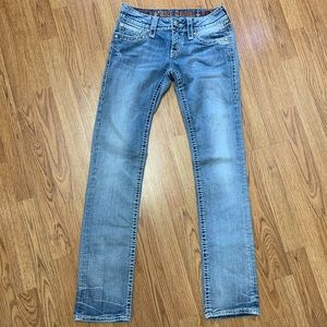 Rock Revival / Susan Straight Leg Jeans